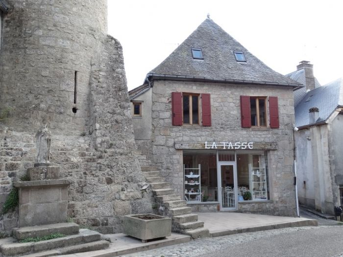 Meymac, Centre Historique : vente vente de 5 pièces - grande image 1