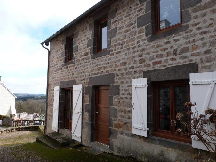 Plateau de Millevaches : vente vente de 4 pièces - grande image 1