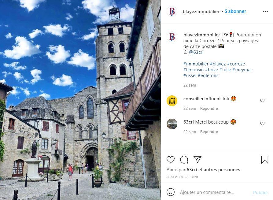 Vivre en Corrèze dans un village de Haute Corrèze